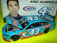 Aric Almirola 2013 Gwaltney #43 Petty Motorsports Fusion 1/24 Fueled By Bacon