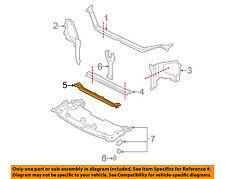 SUBARU OEM 02-07 Impreza Radiator Core Support-Lower Tie Bar Bracket 51231FE001