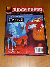 JUDGE DREDD THE MEGAZINE - Series 3 - No 26 - Date 02/1997 - UK Paper Comic