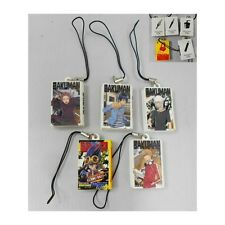 Set 5 Strap / Phonestrap Bakuman