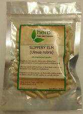 Slippery Elm (Ulmus fulva) - 100x Pure Herbal Capsules