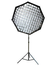 NEW Photo studio Flash light 95cm Octagon Grid softbox Honeycomb softbox