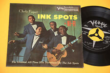 INK SPOTS EP CHARLIE FUGUA'S 1°ST ORIG ITLAY VERVE 1957 EX !