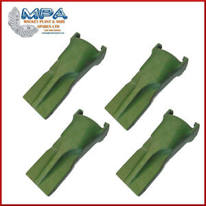 4 X EXCAVATOR ESCO SUPER V 23 TIPS TEETH