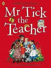 MR TICK THE TEACHER  - HAPPY FAMILIES -  Allan Ahlberg  - New pb