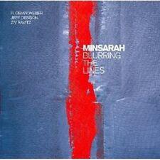 FLORIAN/DENSON,J./RAVITZ,Z.) TRIO MINSARAH (WEBER - BLURRING THE LINES  CD NEU