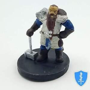 Shield Dwarf Fighter - Elemental Evil #7 D&D Miniature
