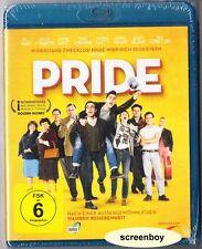"""""""PRIDE"""" - Gay Komödie - Dominic West, Imelda Staunton - BLU RAY - neu/OVP"""