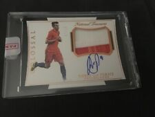 2018 National Treasures #7/10 ROBIN VAN PERSIE On-Card Auto Colossal JERSEY