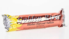 Shisha Kohle - Golden-River 40mm, 3 Rollen, 30 Tabs