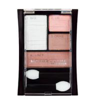 Set of 3 Maybelline Expert Wear Luminous Lights Eyeshadow Quad 90Q Rose Lights