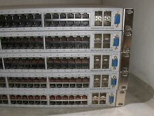 Nortel/ Avaya Baystack 5520-48T-PWR 48-Port Gigabit PoE Network Switch !