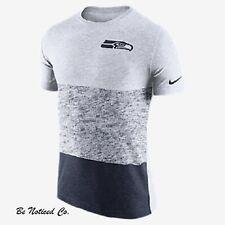 Nike levantadoras PRENSADO NFL SEAHAWKS hombre camiseta 2xl blanco