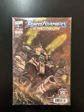 Transformers Energon #22 - Dreamwave Productions 2004 - Used