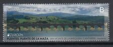SPAIN 2018 EUROPA CEPT BRIDGES MNH