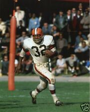 JIM BROWN CLEVELAND BROWNS 8X10 SPORTS PHOTO #103