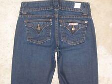 Hudson Jeans Signature Low Bootcut w Flap Pockets 100% Cotton Sz 28  MSRP $189