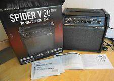 E-Gitarren Verstärker Line 6 Spider V20 MkII
