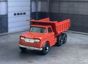 Lesney Matchbox Dumper Truck #48 in Excellent Condition