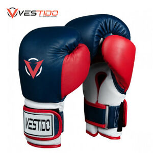 Customize Logo Personalized Design Pure Cowhide Training & Fighting Boxing Glove