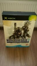 Metal Gear Solid 2 Store promo Box