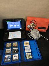 Nintendo 3DS XL Video Game Console bundle - Blue