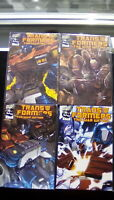Transformer The War Within #1-4 High Grade Comic Book RM4-116