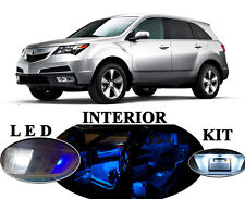 LED Package - Interior + License Plate + Vanity for Acura MDX (17 pieces)