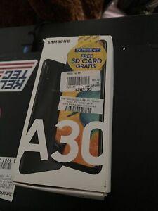 Samsung Galaxy A30 A305F/DS - 64GB - Black (Unlocked) (Dual SIM)