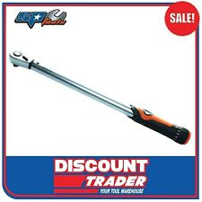 """SP Tools Micrometer Torque Wrench 1/2"""" Square Drive 60-340Nm - SP35353"""