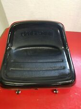 CRAFTSMAN LT4000 SEAT COMPLETE WITH BASE