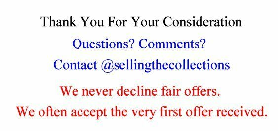 sellingthecollections
