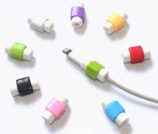 Schutz Kappen für Apple Kabelschutz Ladekabel für iPhone 5 5S 6 6s Plus 7 7 Plus