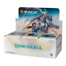 3x Dominaria SEALED Booster Packs MtG Draft Magic the Gathering Cards 1/12 Box