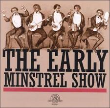 NEW Early Minstrel Show (Audio CD)
