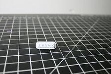 Lil Bullies club - Xanax bar WHITE lapel pin