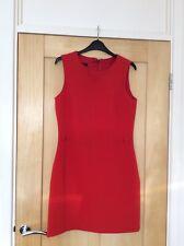 Mango Red Dress Size S 8 10