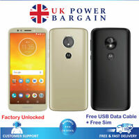 Motorola Moto E5 Play Unlocked Smartphone 1GB 16GB 8MP - Black Gold - XT1920