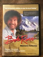 NEW Bob Ross: Mountains Collection (DVD, 2011, 3-Disc Set) 6.5 Hours