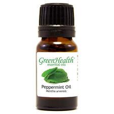 10 ml Peppermint Essential Oil 100% Pure  - GreenHealth