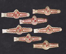 Ancienne Bague de Cigare Vitola  BN114877 Regalia Imperial