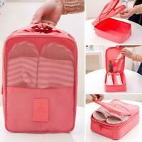 Portable Waterproof Travel Storage Bag Organizer Shoes Pouch Zip Case Shoe G5O2