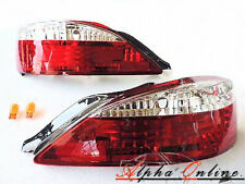 Nissan Silvia 200SX S15 Model Dmax Style Crystal Clear LED Rear Lights Set.