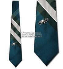 Philadelphia Eagles Ties FREE SHIPPING Mens Eagles Necktie Licensed Neck Tie NWT