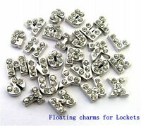 10pcs Wedding Floating charms For Glass living memory Locket FC1005