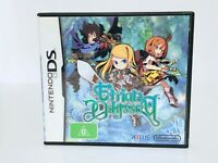 ETRIAN ODYSSEY - NINTENDO DS **EXCELLENT CONDITION**