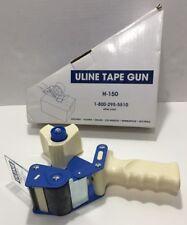 Uline H 150 2 Inch Hand Held Industrial Side Loading Tape Gun Dispenser