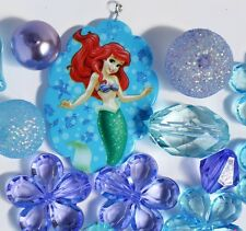 Jesse James Co Dress It Up - Disney's ARIEL Princess Bead Kit ~ Crafting  Beads