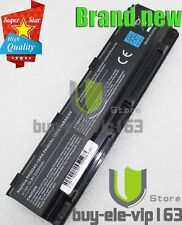 Battery for Toshiba Satellite PA5024U-1BRS C850 C855 C855D C55 PA5109U-1BRS Lot