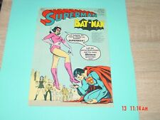 Superman Comicheft, Nr. 12 , von 1973, alt, selten !